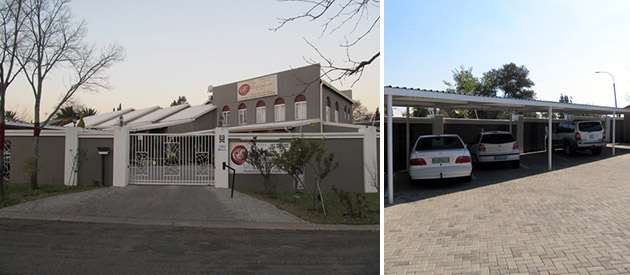 The Elizabeth Guest House - Kroonstad accommodation - Free State